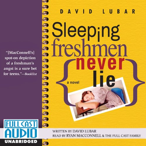 Sleeping Freshmen Never Lie  Audiolibri