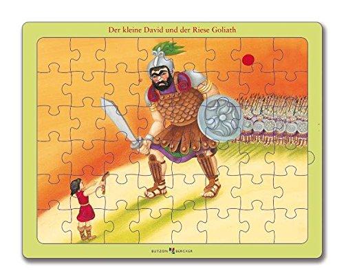 Der kleine David und der Riese Goliath