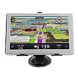 Housesczar X8 7 Inch 8GB GPS Navigator Ultra Thin Car Truck GPS Navigation