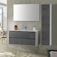 mobili bagno sospesi - Giordanoshop / Bagno: Casa e cucina - Amazon.it