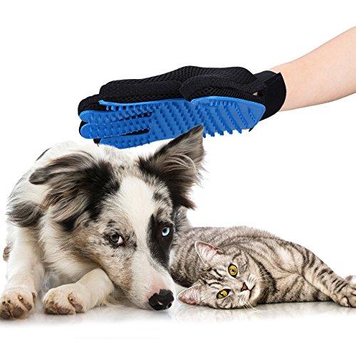 Zoom IMG-2 omorc guanto spazzola cani gatti