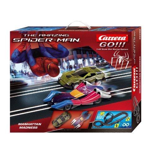 Carrera 20062282 - GO!!! Marvel - The Amazing Spider-Man Manhattan Madness -