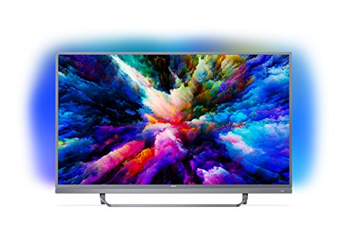 Philips Android TV 4K LED Ultra HD ultraplano 55PUS7503/12 - Televisor (139,7 cm (55