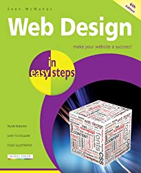Web Design in easy steps (English Edition)