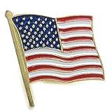 drapeau américain base métal épinglette x 1 broches Broche broches cf1951