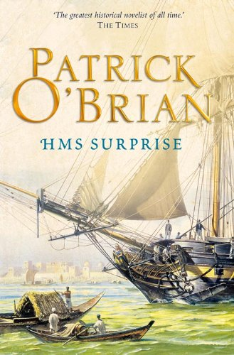HMS Surprise (Aubrey/Maturin Series, Book 3) (Aubrey & Maturin series) (English Edition) por Patrick O'Brian