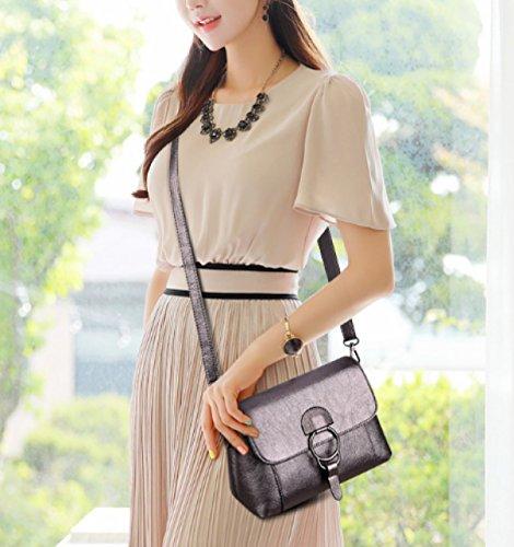Laidaye Ladies Casual Fashion Borse Borse A Tracolla Messenger Bag Quanto Rame Opzionale