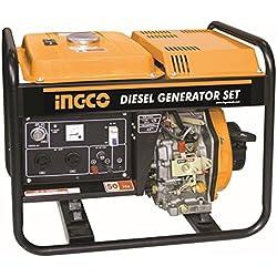 Ingco - Generador Diesel Gde30001 3000W