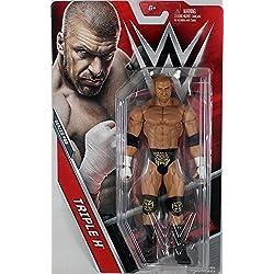 WWE serie Elite 69 Action Figure - Triplo H ' i Re Dei Re'