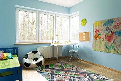 Preisvergleich Produktbild 3D Dekor Boden Vinyl PVC Belag Teppich Aufkleber Fliesen Wand Kunst Bild live lebendige Kinder Zimmer Spiel Bereich 200cm x 300cm x 1.5mm