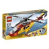 5866 parallel Importwaren LEGO Creator 3-in-1-Hubschrauber LEGO Creator 3-in-1-Hubschrauber-Baukasten