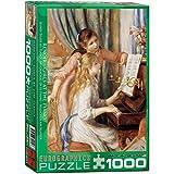 EuroGraphics Renoir - Jeunes Filles au Piano - Puzzle de 1000 Pièces
