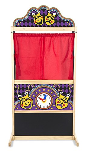 melissa-doug-deluxe-puppet-theater-sturdy-wooden-construction
