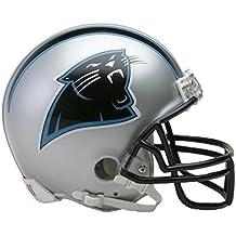 Riddell - Réplica de casco en miniatura de los Carolina Panthers