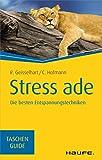 Stress ade: Die besten Entspannungstechniken (Haufe TaschenGuide) (German Edition)