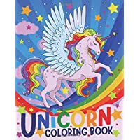 Unicorn Coloring Book: Coloring for children,tweens and teenagers,ages 7 and up.Core age 8-12 years old.Use:kids arts & crafts,travel activity,girls ... 11-14 year olds. (Silly Bear Coloring Books)