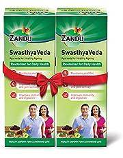 Zandu Swasthyaveda - 450ml, Pack of 2