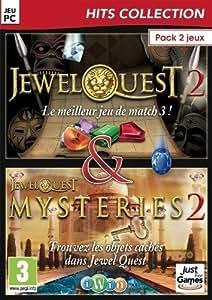 Jewel Quest 2 + Jewel Quest Mystery 2