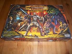 Dungeons&Dragons Le jeu de plateau