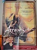 Original Spanish Movie Poster Artemisia Valentina Cervi Michel Serrault Agnes Merlet