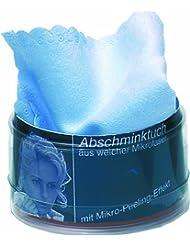 Fripac-Medis - Make-Up & Away - Chiffon Démaquillant - Bleu Pâle - 20 X 20 cm