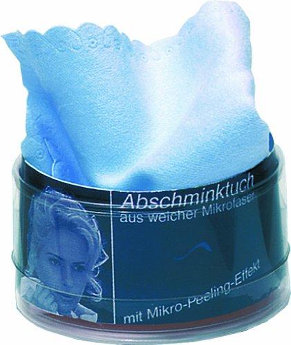 Fripac-Medis - Make-Up & Away - Chiffon Démaquillant - Bleu - 20 X 20 cm
