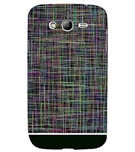 PRINTSWAG LINES PATTERN Designer Back Cover Case for SAMSUNG GALAXY GRAND NEO PLUS