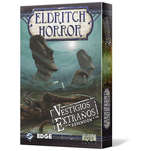 Fantasy Flight Games EDGEH04 - Vestigios Extraños (Fantasy Flight Games)