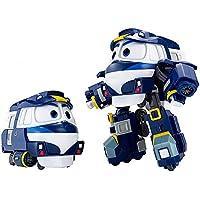 """De la película de animación """"Kay"""" juguetes, niños, niños, animación coreana """"robot Train"""" robot Transformer un carácter"""