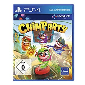 Chimparty PlayLink [PlayStation 4]