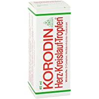 Korodin Tropfen, 40 ml preisvergleich bei billige-tabletten.eu
