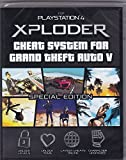 Xploder for Grand Theft Auto V - Special Edition - PS4