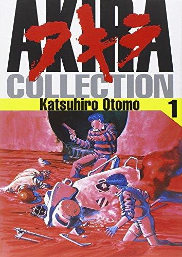 Akira collection: 1 por Katsuhiro Otomo