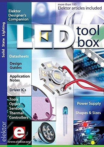 LED toolbox : DVD-ROM par Elektor