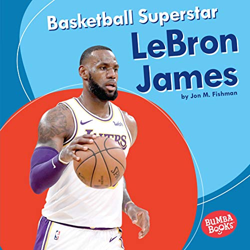 Basketball-superstar (Basketball Superstar LeBron James (Bumba Books ® - Sports Superstars) (English Edition))