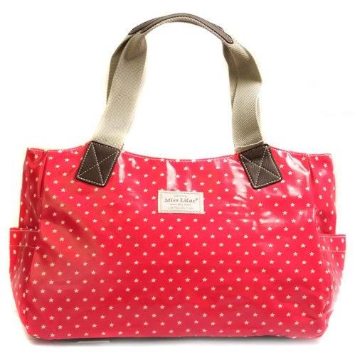 Miss Lilac, Borsa a spalla donna (Pink Star - 2786)