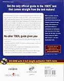 Image de Official guide to TOEFL IBT. Con CD-ROM (Informatica)