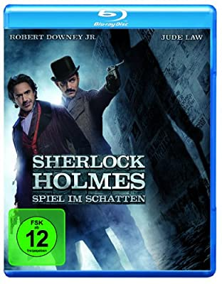 Sherlock Holmes: Spiel im Schatten [Blu-ray]