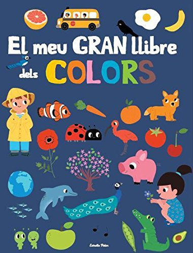 El Meu Gran Llibre Dels Colors (La Lluna de Paper) por Fani Marceau