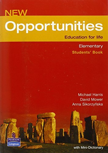 Opportunities: Global Elementary Students' Book by Michael Harris (2006-02-16)