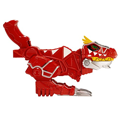 Image of Power Rangers Dino Supercharge Deluxe T-Rex Morpher Toy