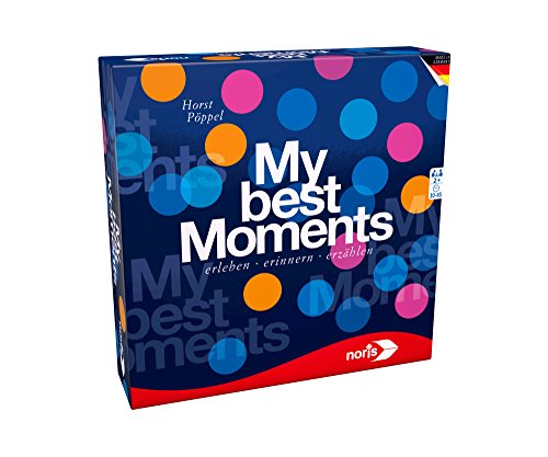 Noris 606101607 - My best Moments, Memoryspiel