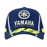 Valentino Rossi VR46 Moto GP M1 Yamaha Factory Racing Team Casquette Officiel 2018