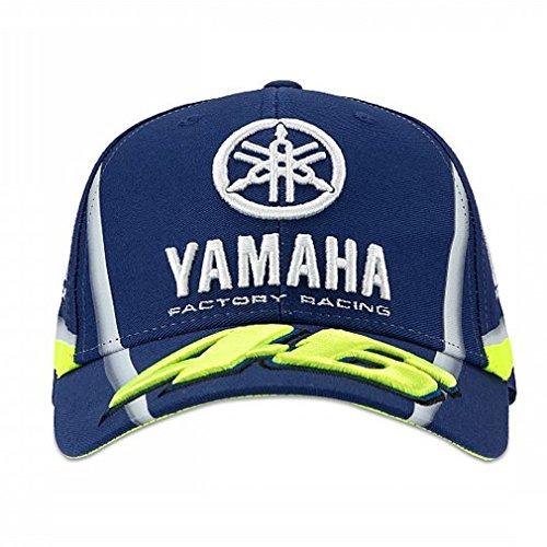 Valentino Rossi VR46 Moto GP M1 Yamaha Factory Racing Team Deckel Offiziell 2018