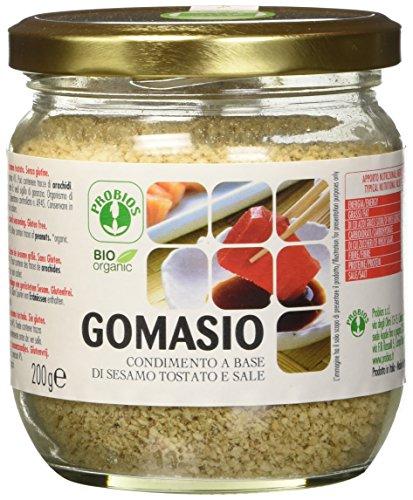 Probios Gomasio - 200 gr - [confezione da 6]