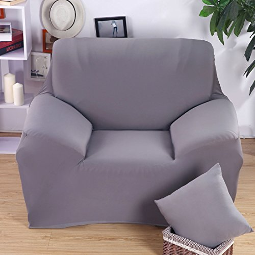 home-sofa-couch-loveseat-stretch-cover-slipcover-protector-gray-35-55