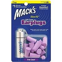 Mack 's SafeSound weicher Schaumstoff Slim Fit 2–Pack von 7Paar preisvergleich bei billige-tabletten.eu