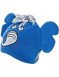 Trespass Kinder Mütze Dumpy Blau königsblau