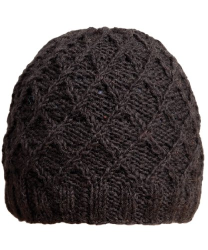 Ambler Aberdeen handgefertigt Hat, unisex damen, schwarz (Cap Aberdeen)