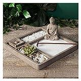 Widdop Amazonia Collection Bouddha Thaï de jardin zen carré